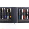 【ペンケース】大切な万年筆やペンをお洒落に収納!Kaco「ALIOペンケース20」をレビュー【20本差し】