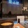 『蔭山楼(かげやまろう)』ふかひれスープが最高に美味しいラーメンをお気軽カウンターで食べた@ギンザシックス