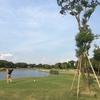 蘇州でゴルフ