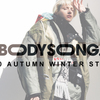 NEW IN - BODYSONG. -