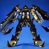 1/144 RG 天ミナ 制作完成 Amatsu Mina painted and build