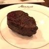 ナッシュビルのブロードウェイ沿い Merchants で食べたフィレミニョンが最高! 思い出したらすぐに食べたくなってきました。