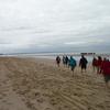 モン・サン=ミシェルまで 海を越えて歩いて行く冒険ツアー