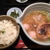食歩記 汐留 銀笹 ラーメンも美味しいが上品な鯛スープを鯛めしにかける茶漬け風もまた絶品!