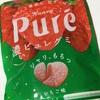 濃いピュレグミ  いちご味