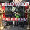 【ハリウッド】ロサンゼルス親子留学【観光編】