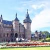 まるで絵本の世界!オランダ・ユトレヒトにある中世の古城「デ・ハール城」