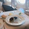 キャセイパシフィック航空CX831便ファーストクラスでニューヨークJFKから香港まで