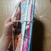 雑誌をまとめて捨てました!