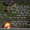 Diablo2。Ladder計画(2)序盤の火罠アサシンチャート