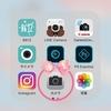 【初公開】インスタ用♡ふんわり自分好みのピンクフィルターで写真加工