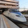 ソウル地下鉄9号線の急行運転と高速列車KTX509号乗車記(龍山8:20→光州松汀10:08)