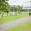 長男と午前中にお散歩☆