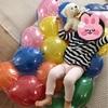【家で遊ぼう】アイデア遊び!風船とふとん圧縮袋で『風船ベッド』を作る!【乗っても割れない、100均】