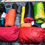 【修行】テント泊準備でパッキング開始しバルトロ75を膨らませる