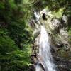 宍粟市の滝めぐり(その3)羊ヶ滝