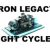 サポーター10,000人達成! レゴ アイデア「Tron Legacy Light Cycle(トロン:レガシー ライト・サイクル)」