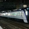 11/22 E353系S117+S206編成 J-TREC出場試運転【中央線撮影記#65】