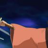 ONE PIECE(ワンピース) 598話「炎切り裂く侍!狐火の錦えもん」