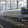 5月29日撮影 総武快速線 本八幡駅 189系のついでに撮影したもの
