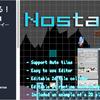 オートタイルが使える! : 『Nostalgia 2』 日本作者さんの「2Dゲーム用タイルマップ配置エディタ」&「日本語ドキュメント」
