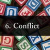 6. Conflict 瞬間英作文