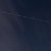 ISSが撮影できるとのことで撮影してみた。