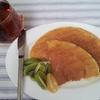簡単!!! さっぱり食べられる ヨーグルトパンケーキの作り方