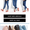 Aerosolesの靴をオンラインショップで買ってみました