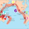 パプアニューギニアでM7.0の地震が発生!またしてもリングオブファイア上だが、次は日本か?