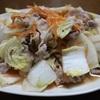 白菜を使った料理何かある?白菜と豚こま肉の中華炒め!