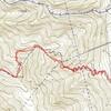 カシミールで登山用地図を作る