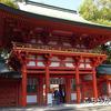 埼玉の一宮神社その1 氷川神社に参拝しました。
