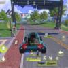 サイバーハンターは荒野行動とフォートナイト2つの要素がある新作バトルロイヤルゲーム