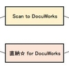 Scansnapから直接ドキュワークスに ~ Scan to Docuworks