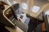 スカンジナビア航空 A340-300 ビジネスクラス SK935 コペンハーゲン→サンフランシスコ 搭乗記 2017年