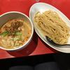 浅草製麺所で担々つけ麺(浅草)