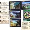 【北海道】収活の旅①  ダムカード、道の駅きっぷ、マンホールカード