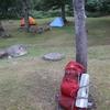 旅のバックパックの中身~北海道旅に使った装備たち