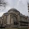 2019年2月イスタンブール旅行記:スレイマン・モスク