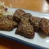 屋久島@鹿児島の珍味!鹿の肉を豪快に食らう!