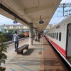 台北から特急プユマ号で蘇澳へ。(台湾鉄道旅行5)