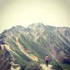 五竜岳登山160917-18