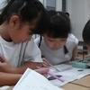 3年生による各クラスの探究の様子を取材!(1年生)