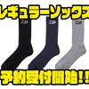 【ダイワ】ロゴが入った靴下「レギュラーソックス」通販予約受付開始!