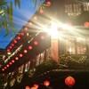 台北①(変身写真、寧夏路夜市、十分、九份)