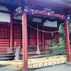 上野国八ノ宮・火雷神社。