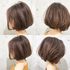 「絶壁」をカバーし「素敵」に魅せるヘアスタイル
