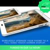 「Superscreen」スマホを10.1型タブレット化するガジェットが、「Kickstarter」で支援募集中