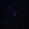「三裂星雲M20」の撮影 2020年4月26日(機材:コ・ボーグ36ED、スリムフラットナー1.1×DG、E-PL5、ポラリエ)